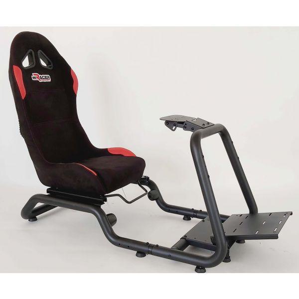 BeRacer®  Racing Seat  Alcantara