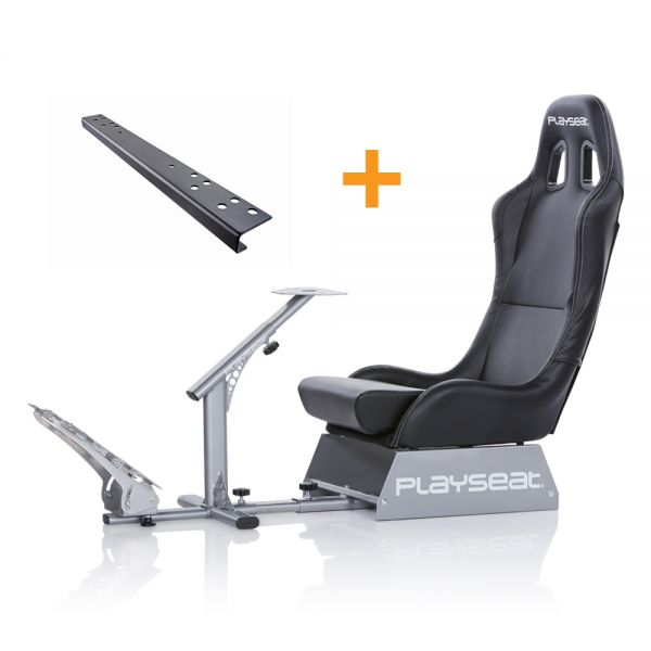 Playseat® Evolution Black + Gearshift Support