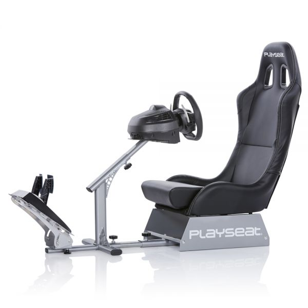 Playseat® Evolution Black + Thrustmaster TX Racing Wheel Ferrari 458 Italia Edition