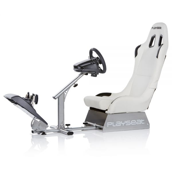 Playseat® Evolution White + Logitech G920