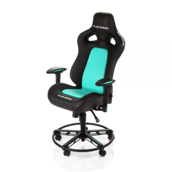Playseat® L33T Aqua Blue