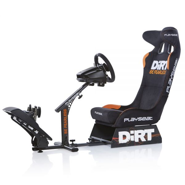 Playseat® DiRT + Logitech G920