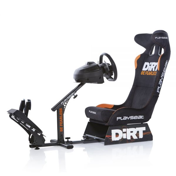 Playseat® DiRT + Thrustmaster TX Racing Wheel Ferrari 458 Italia Edition