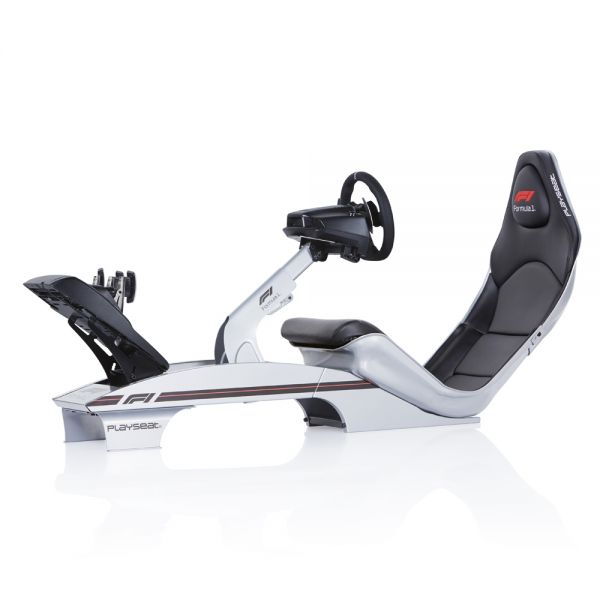 Playseat® F1 Silver - Official licensed + Logitech G920