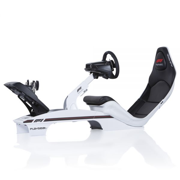 Playseat® F1 White - Official licensed + Logitech G29
