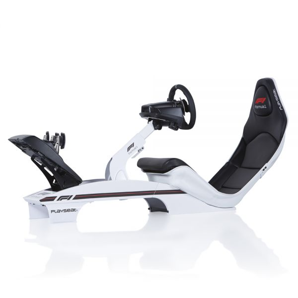 Playseat® F1 White - Official licensed + Logitech G920