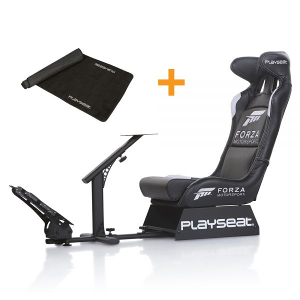 Playseat® Forza Motorsport + Floor Mat
