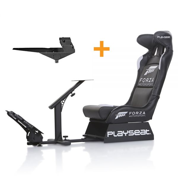 Playseat® Forza Motorsport + Gearshift Holder Pro