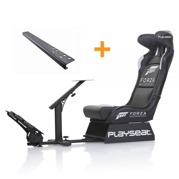 Playseat® Forza Motorsport + Gearshift Support
