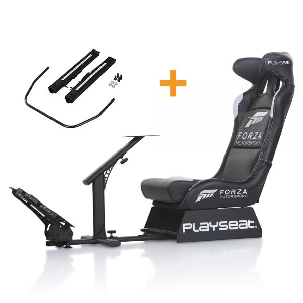 Playseat® Forza Motorsport + Seat Slider