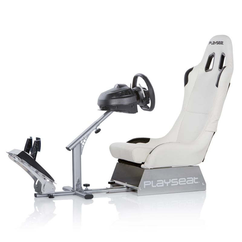Playseat® Evolution White + Thrustmaster TX Racing Wheel Ferrari 458 Italia Edition