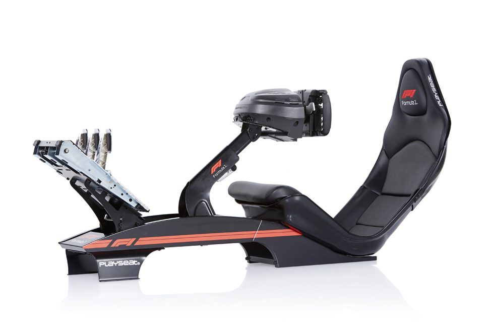 Playseat® F1 Black and Thrustmaster T300 RS F1