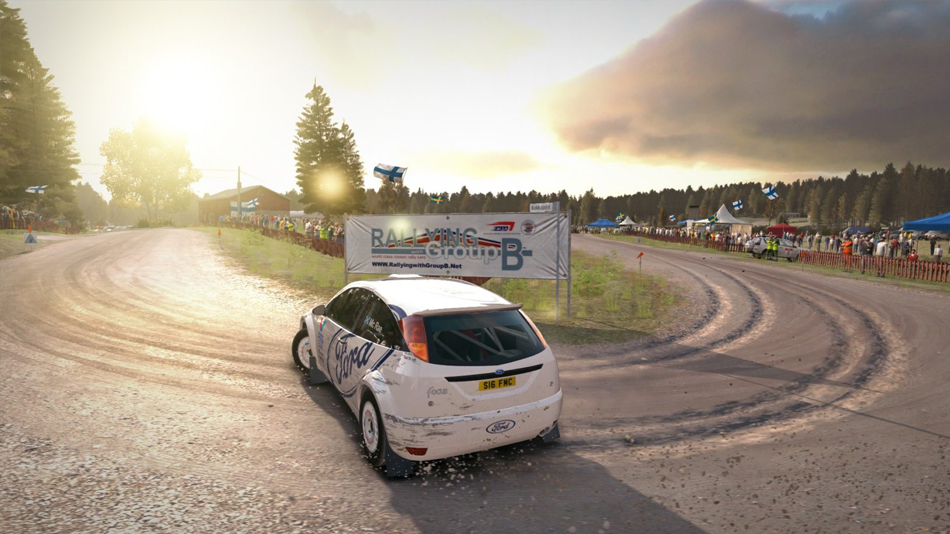 DiRT Rally game review