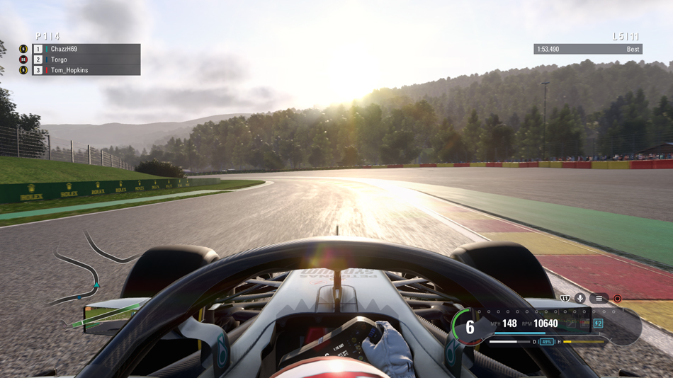 F1 2018 review - BeRacer com