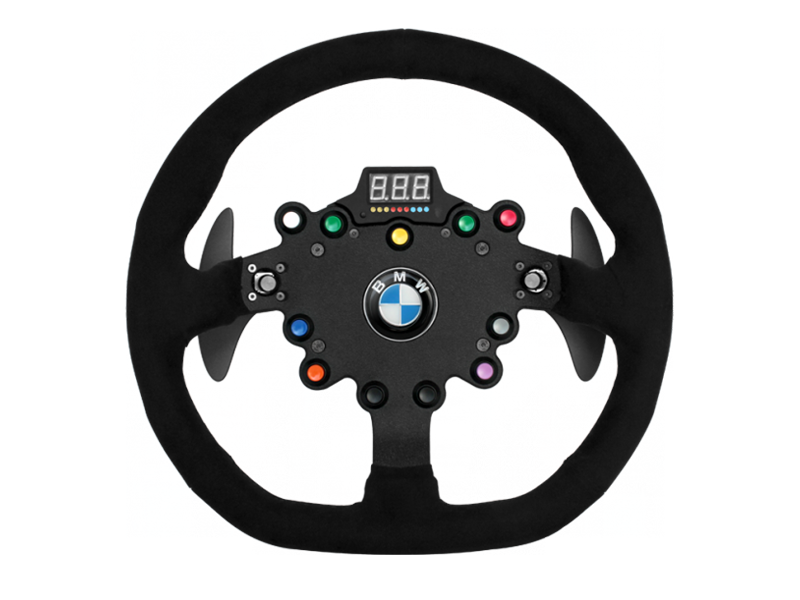 Fanatec ClubSport Wheel Rim BMW M3 GT2 review