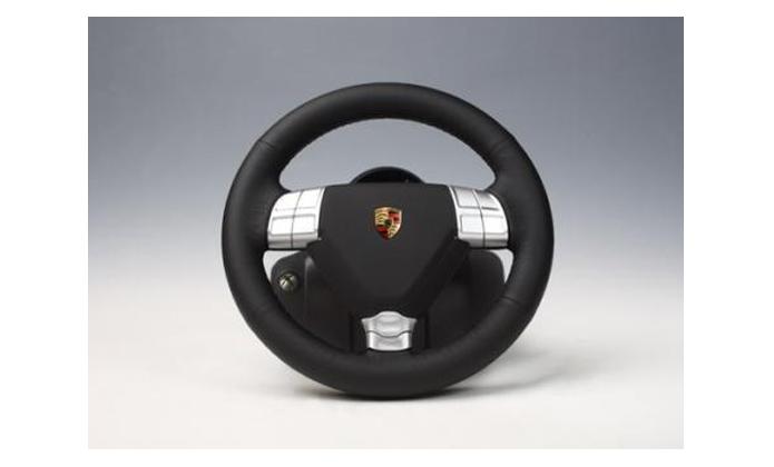 Fanatec Porsche 911 Turbo S steering wheel review