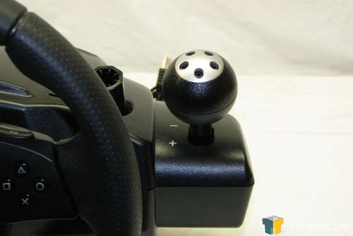 Logitech Driving Force GT review