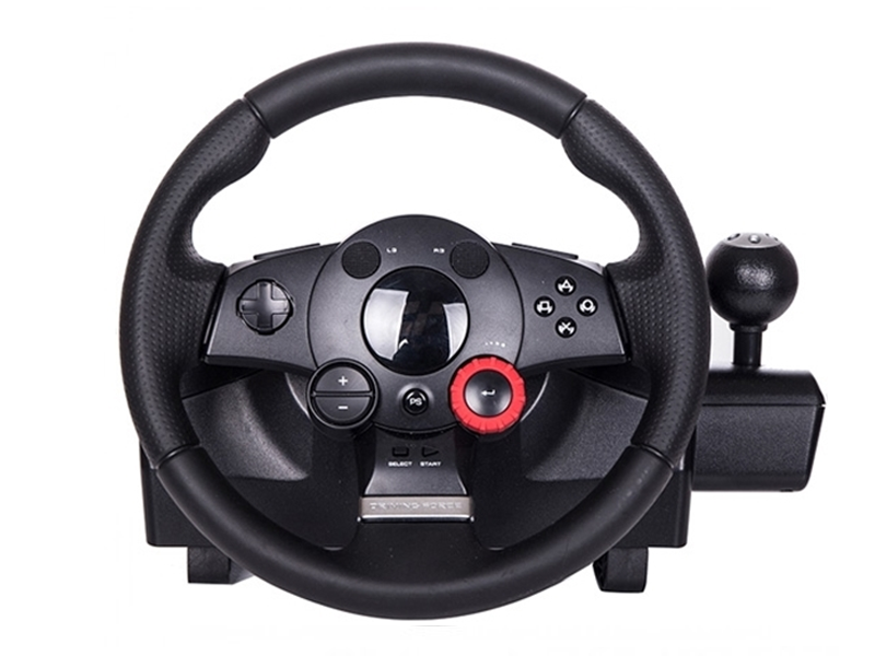 Logitech Driving Force GT Steering Wheel review