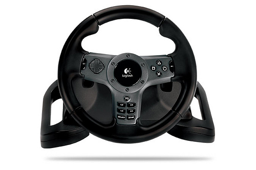 Logitech driving force wireless review