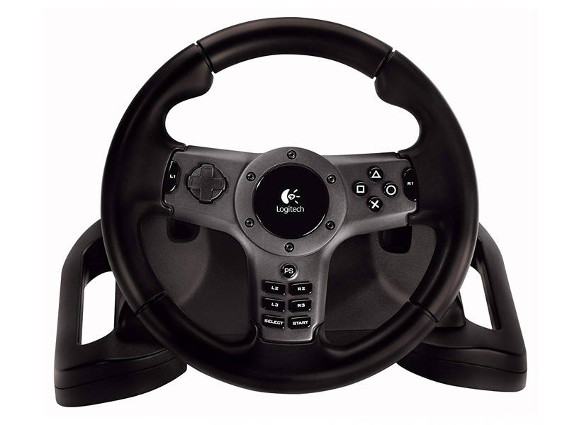 Logitech Driving Force Wireless Steering Wheel review