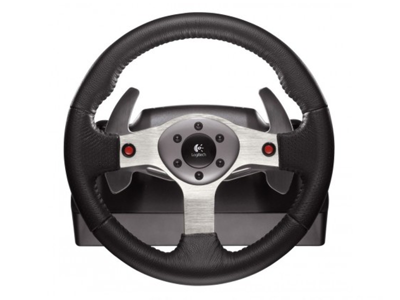 Logitech G25 Steering Wheel review