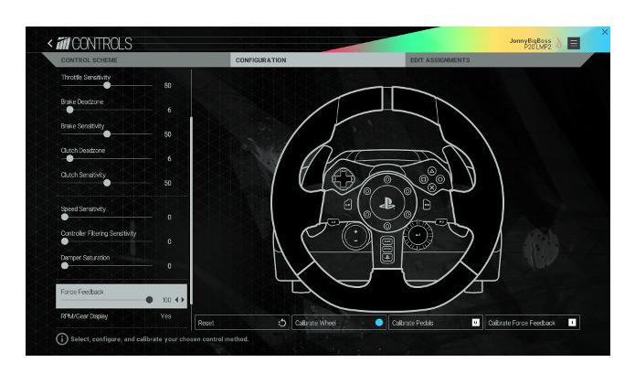 Logitech G29 Playstation 4 steering wheel review