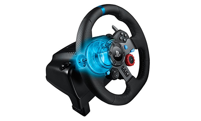 Logitech G29 Playstation 4 steering wheel review