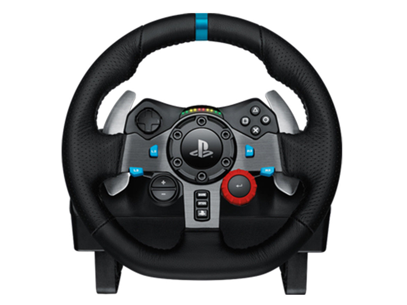 Logitech G29 Steering Wheel review