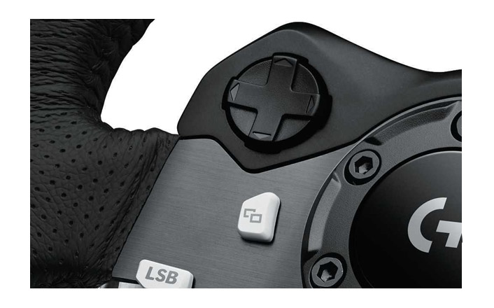 Logitech G920 steering wheel review