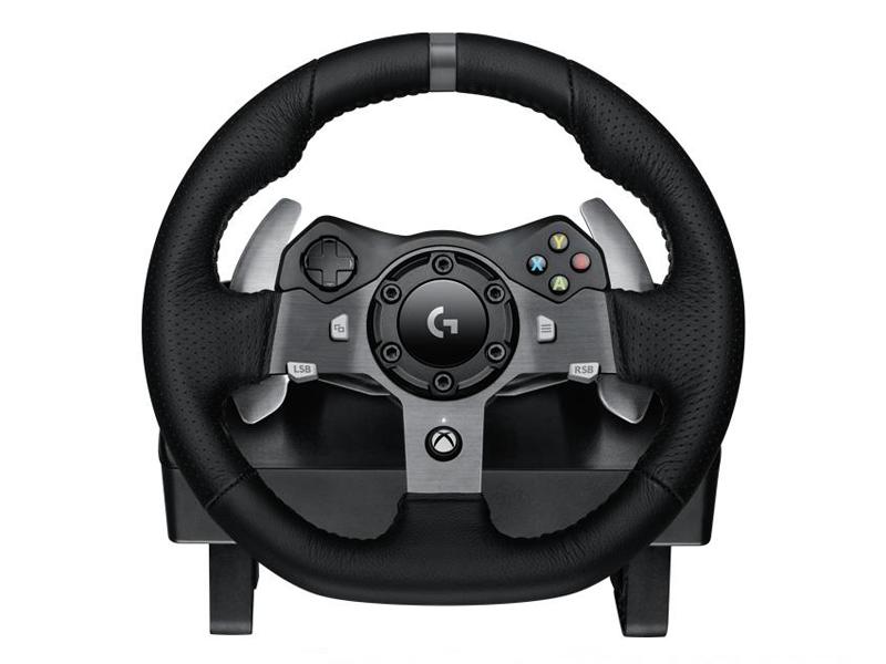 Revisión del volante Logitech G920
