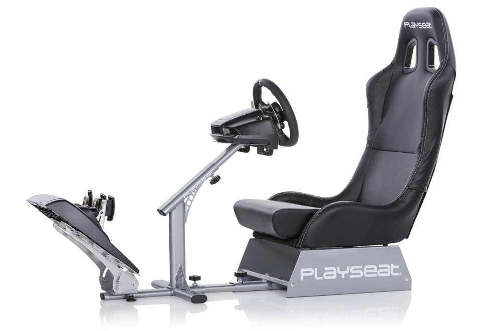 Playseat® Evolution Black and Logitech G29 bundle