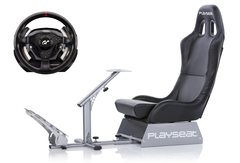 Playseat® Evolution and Thrustmaster T500 RS bundle