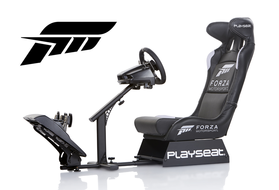 Playseat® Forza Motorsport and Logitech G920 bundle