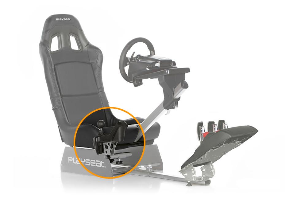 Logitech G27 gearshift holder