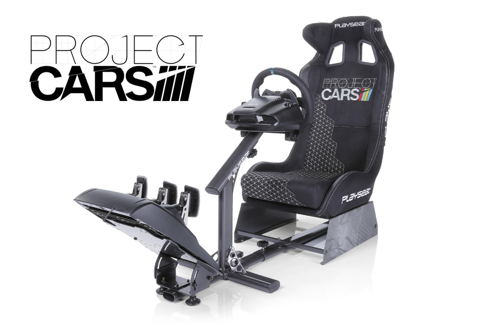 Playseat® Project Cars and Logitech G29 bundle