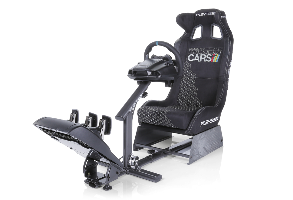 Playseat® Project Cars and Logitech G29