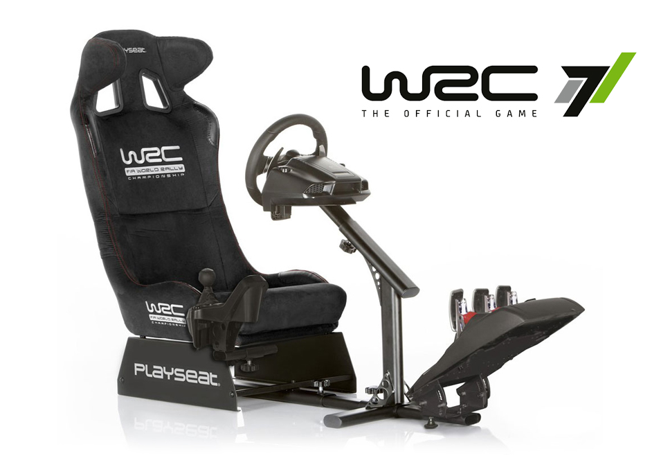 Playseat® WRC bundle