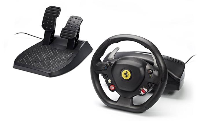 Thrustmaster Ferrari 458 Italia review