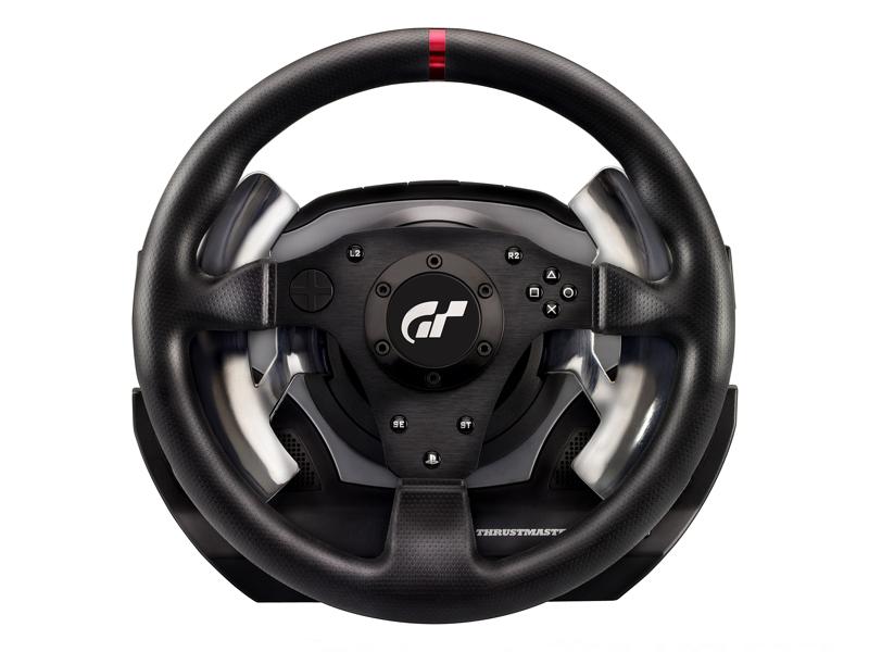 Revisión del volante Thrustmaster T500 RS